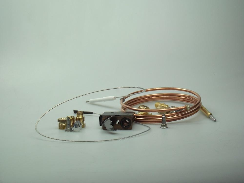 Waakvlambrander Set Q334A1069B