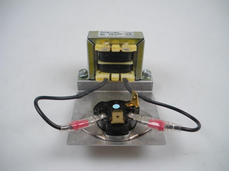 Ventilator thermostaat set 230V-TOD29T12 (vervangt IK3930)