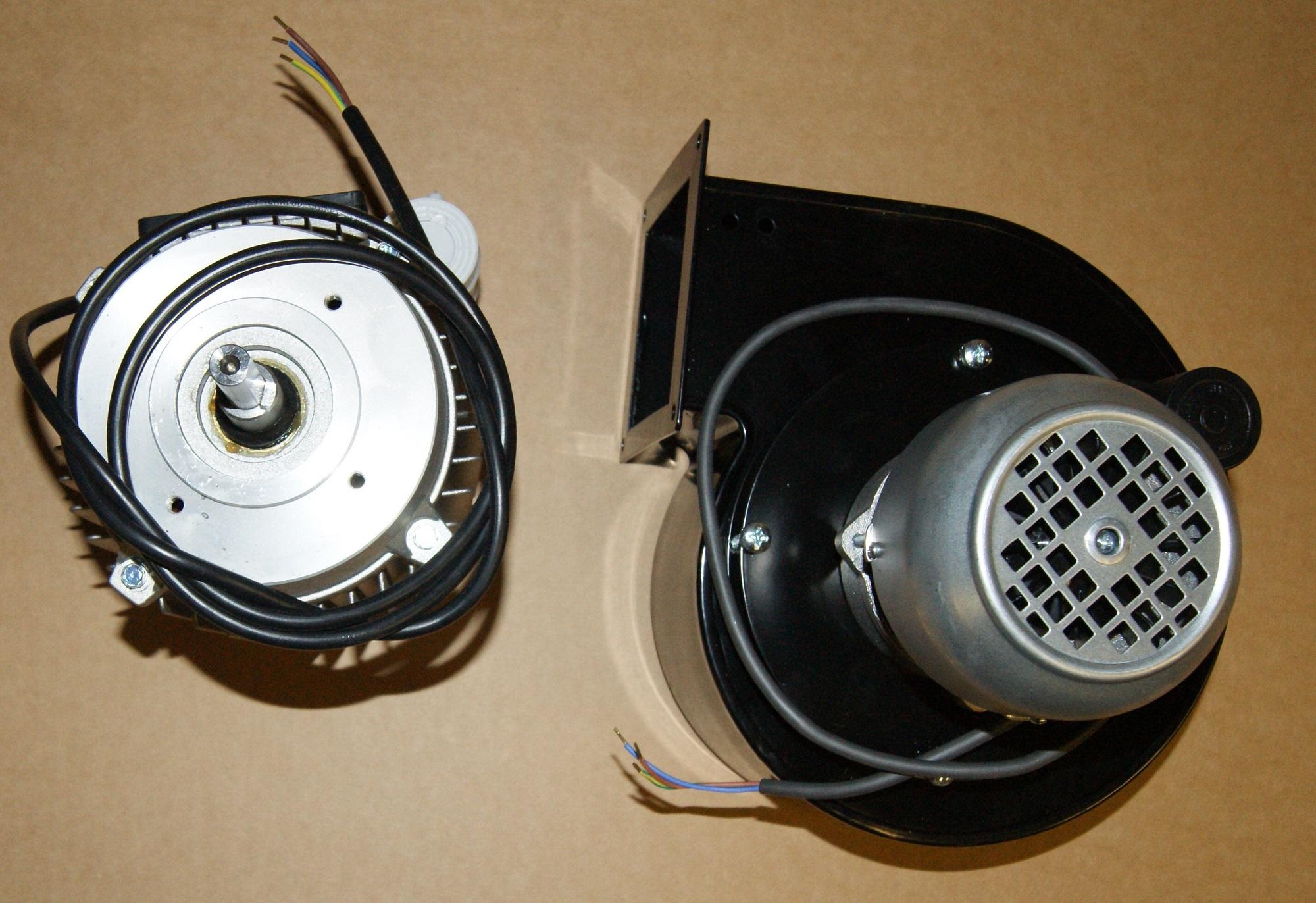 Service set fans DXC 60-80