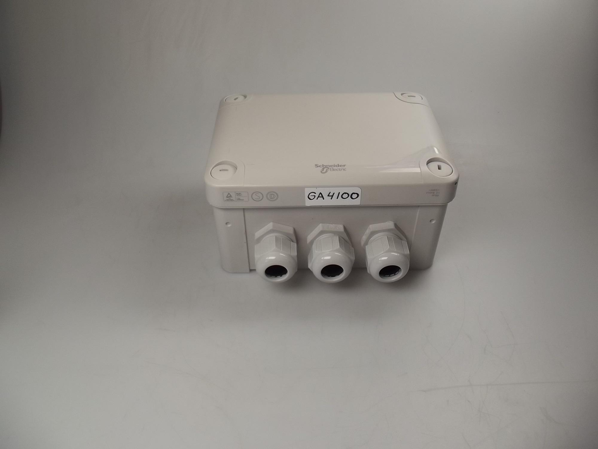 Relais-box tbv. deurcontact Winterwarm