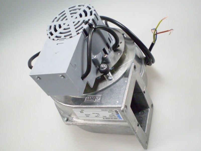 Rookgasventilatorset EBM G2E120