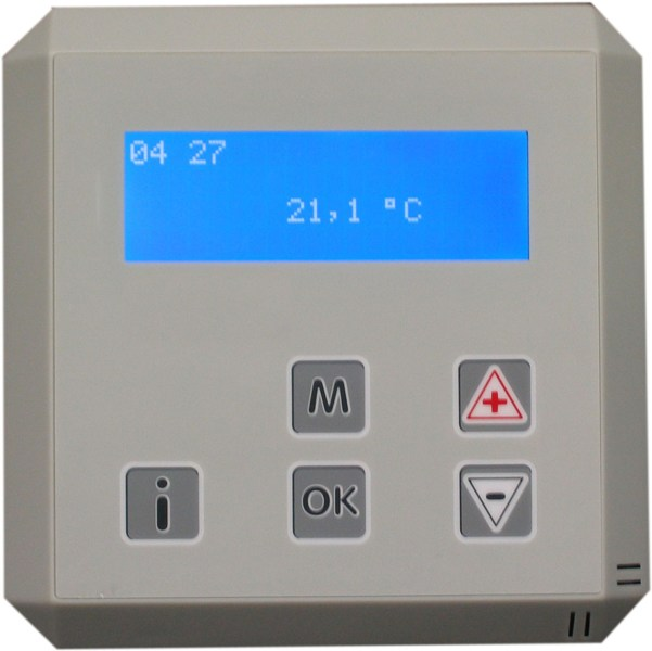 Remote status reader DXA/DXB/DXC