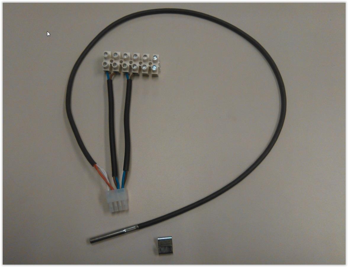Temperatuursensor set DXA