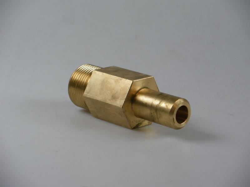 Ombouwset aardgas DXA 100
