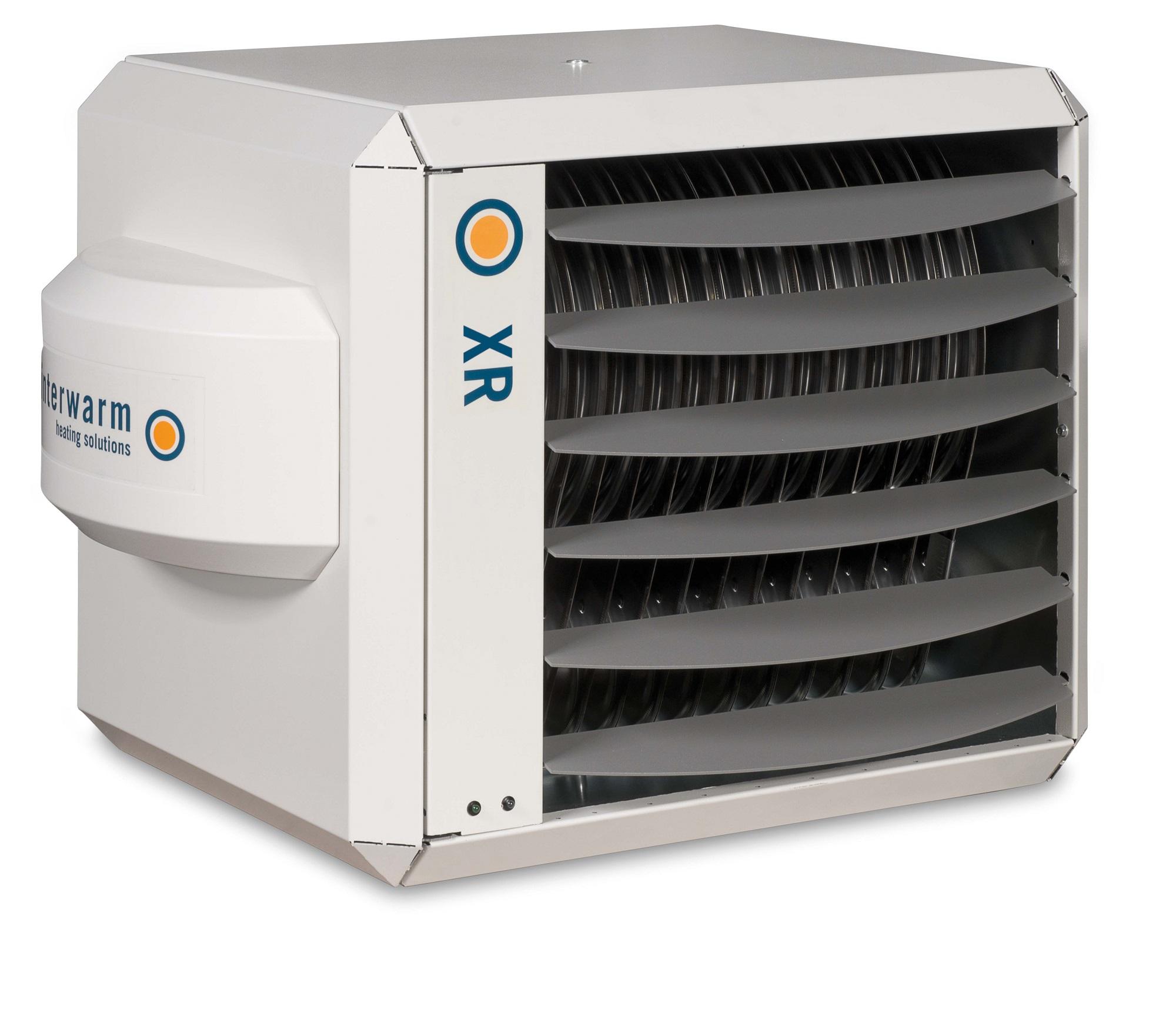 XR20 Verbeterd rendement toestel 20kW