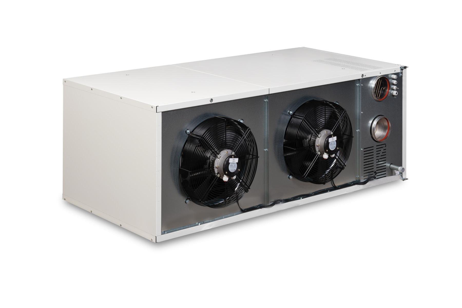 TR80-2 Verbeterd rendement toestel 80kW