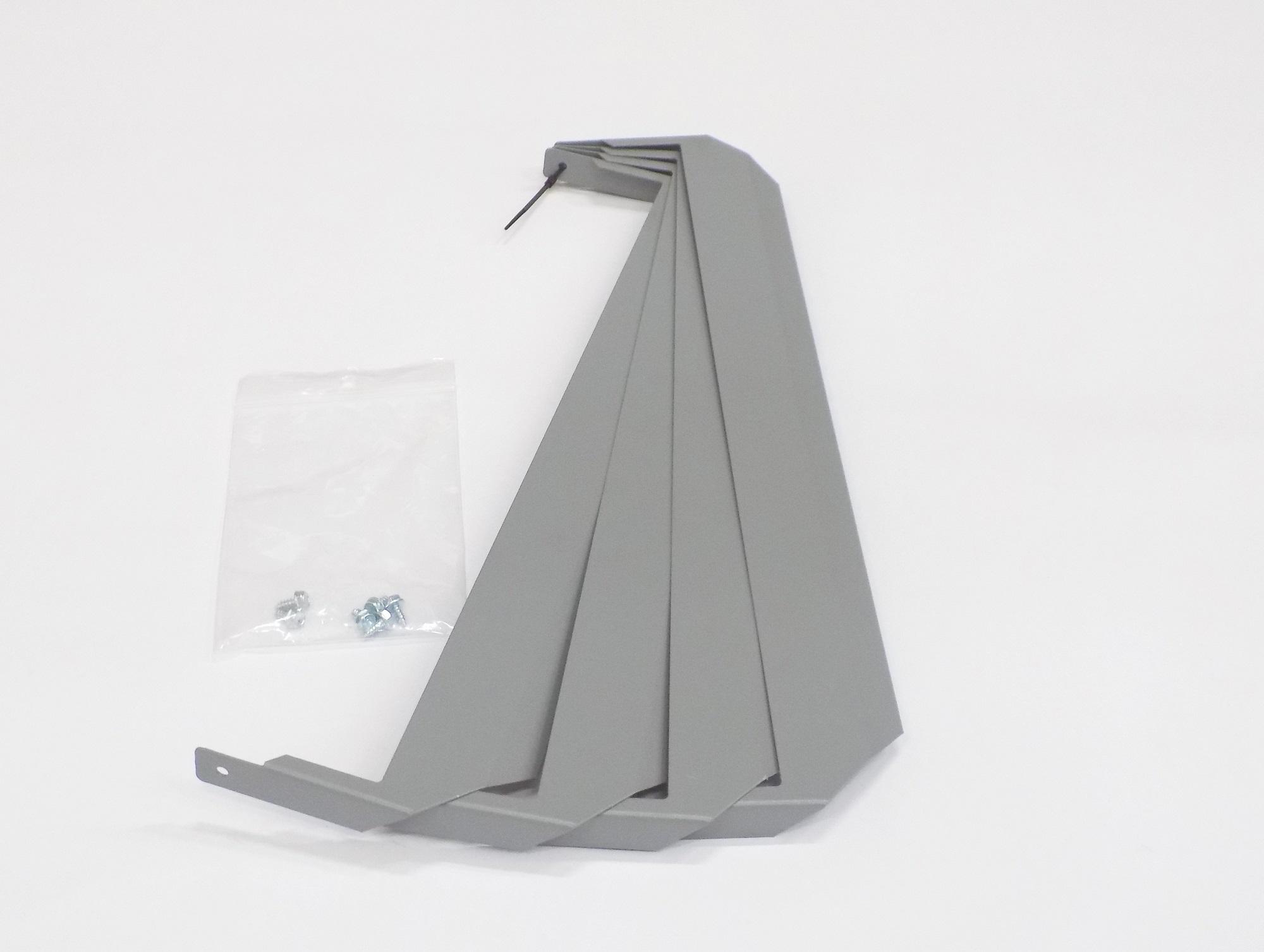 Set a 4 stuks verticale schoepen HR 30/40 Winterwarm