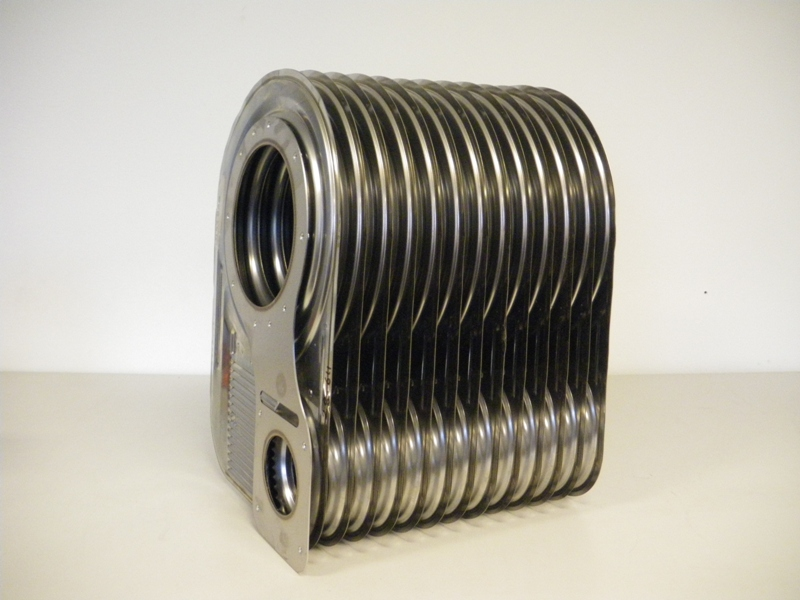 Warmtewisselaar XR50 RVS
