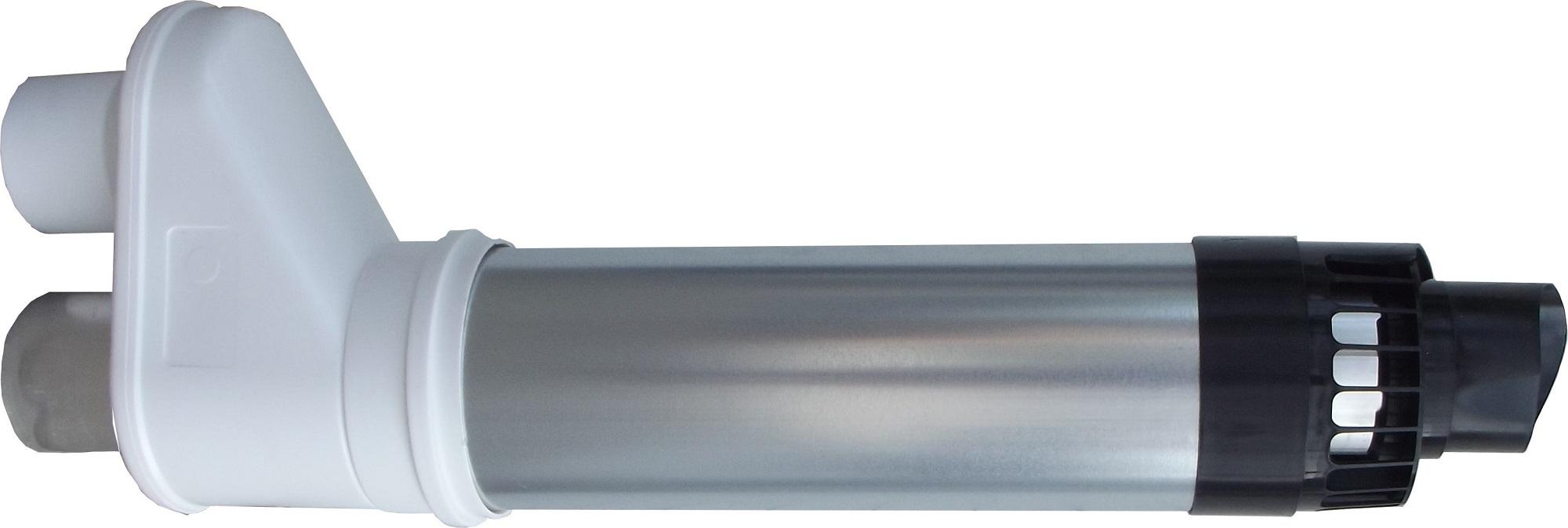 Muurdoorvoer CT 80/125 HR10-HR60
