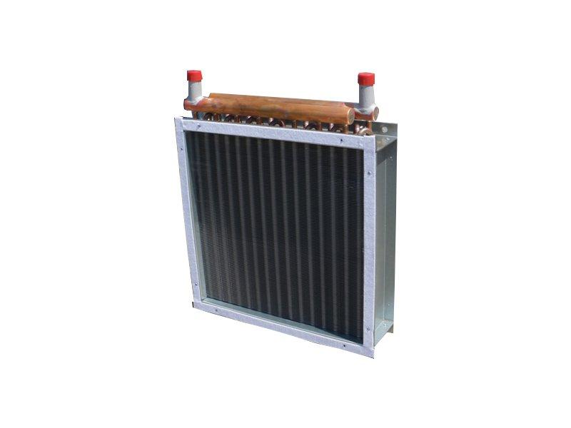 Warmtewisselaar Type 12/2 tbv WWH 110+115