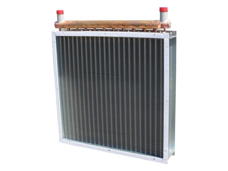 warmtewisselaar Type 16/2 tbv WWH 230 + 235