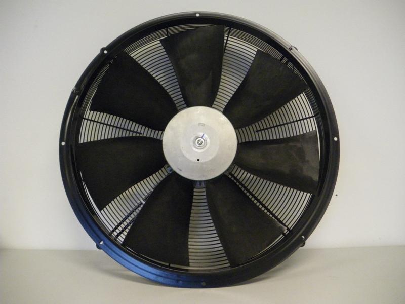 Systeemventilator IA0650 VIL38 MG065L06