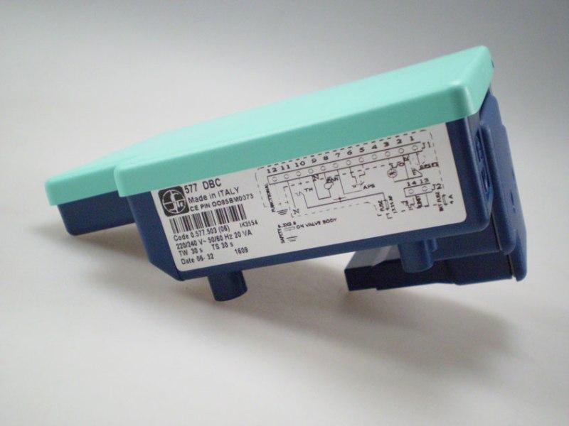 Branderautomaat SIT 0.579.503 (vervangt DBC 577)