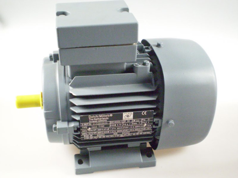 Motor 0,37kW 3F 400V 1500rpmn DMA2 71G Winterwarm