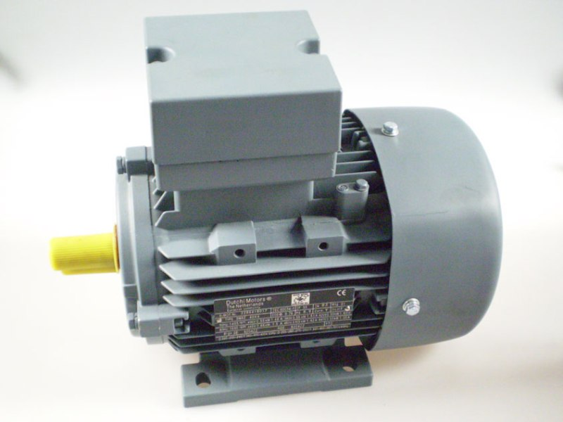 Motor 0,55kW 3F 400V 1500rpm LWA 80K Winterwarm