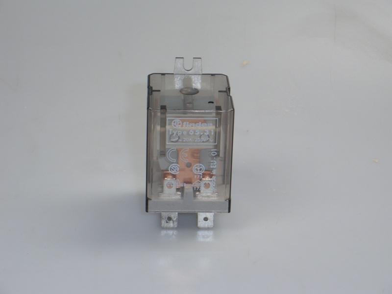 Ventilatorrelais 230V~ 20A