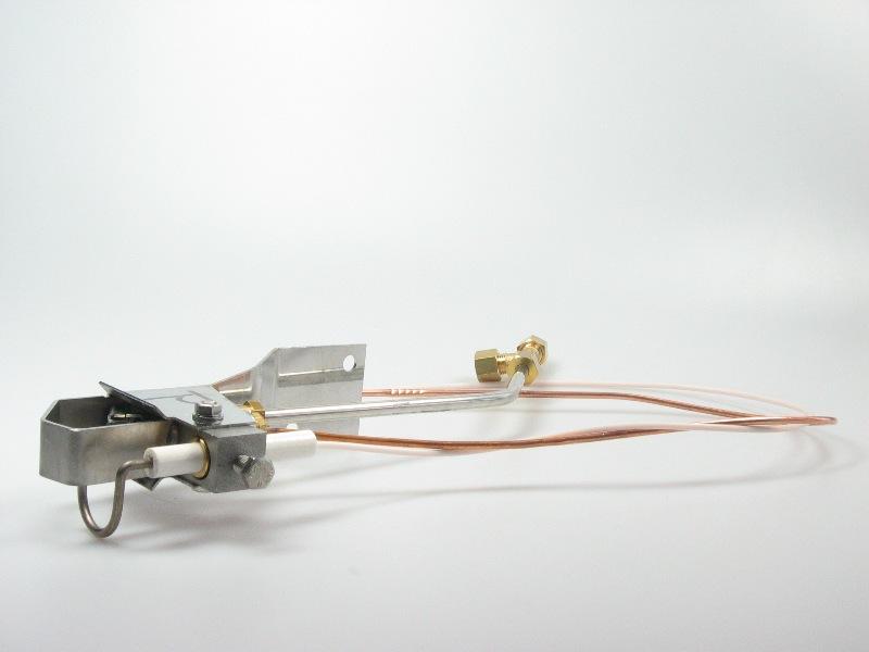 Waakvlambrander set compleet aardgas + propaan (DA8-10-13)