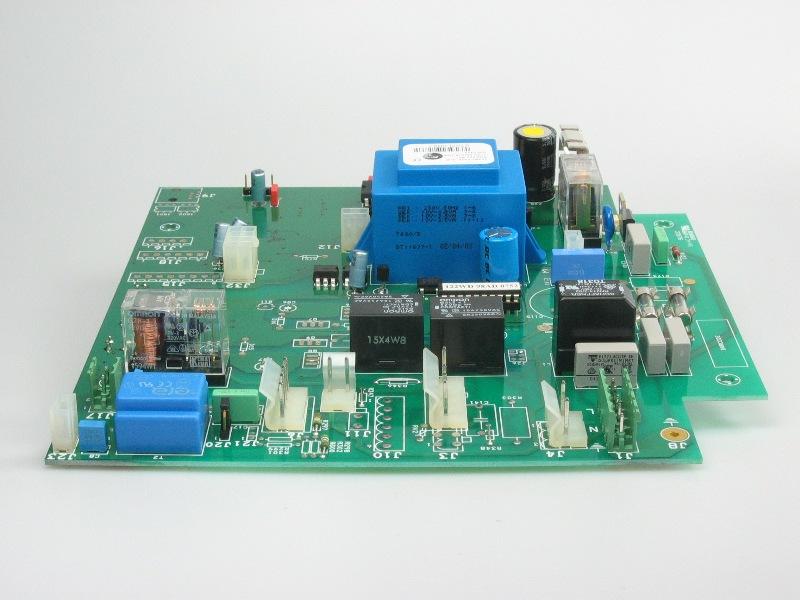 Brander automaat 122-P4/P5