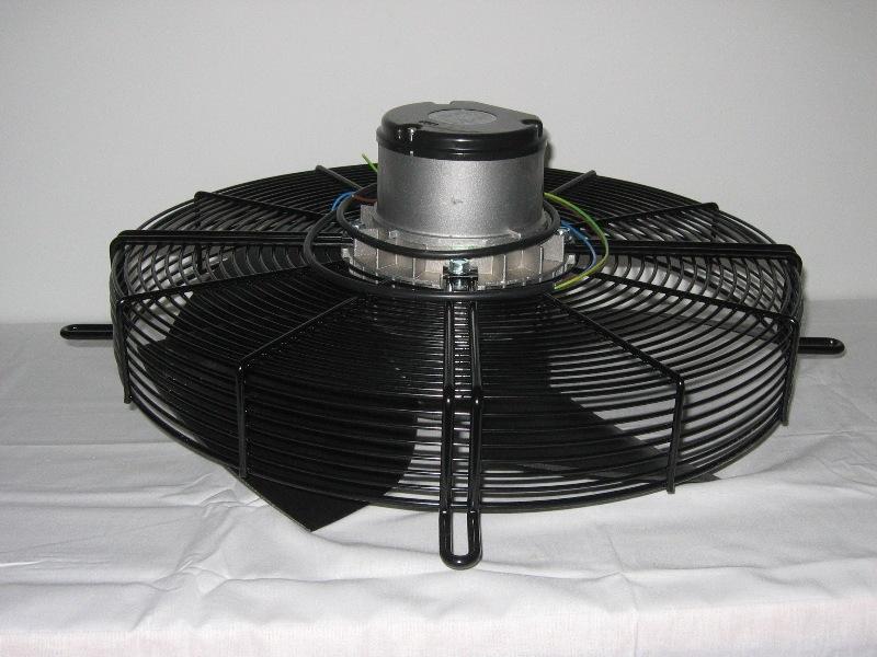 Ventilator motor ╪500/4P IA500VIP41MGC70