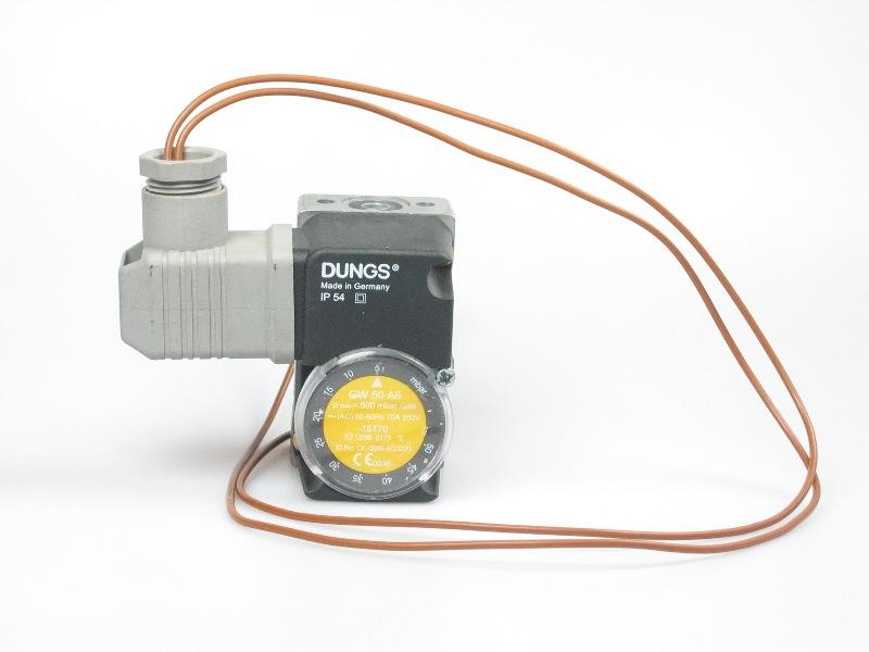 Gasdrukschakelaar GW50A6