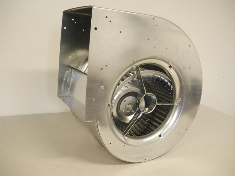 Centrifugaal Ventilator  A 10 - 10 Winterwarm